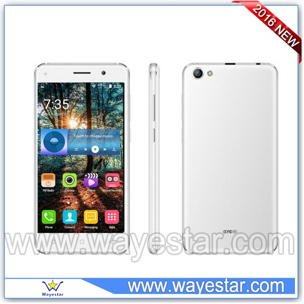 China Wholesale 3g Smartphone OEM 5.0 inch Android 5.1 MTK6580 Quad Core 1.3GHz, 8gb