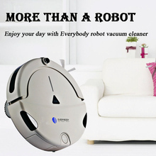 2016 Latest Home Use Vacuum Cleaner EVERYBODY Intelligent Cleaning Robot With Bulit-in Smart Camera