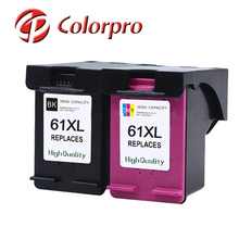 61 xl remanufactured ink cartridge for hp cartridge 61XL ink cartridge for hp deskjet officejet 4630/2630