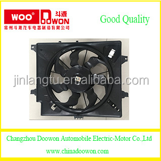 auto radiator cooling fan for HYUNDAI I30 15- Diesel engine 25380-A5800
