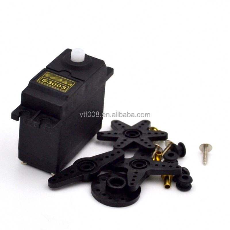 S3003 New Power Standard Servo For Plane Vehicle Robot RC Car Boat Servo