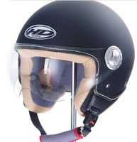 ECE open face scooter helmet half face helmet
