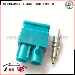 Super quality durable car audio connector for honda
