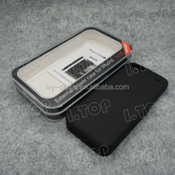 battery case for iphone 5 4200mah
