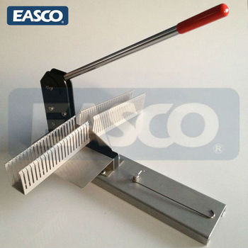 EASCO Bench Mount Wiring Duct Cutting Machine