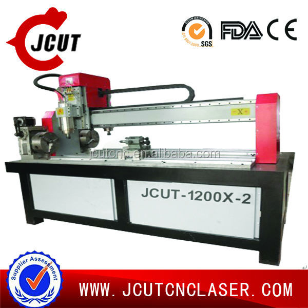 2014 warmly welcomed woodworking router1200X-2 cnc machine tool