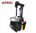 Outdoor workshop tyre repairing machine