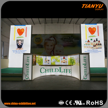 Portable Advertising display exhibition booth in aluminium exhibition stall