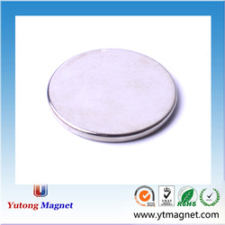Widely use in Industrial strong Sintered NdFeB magnet for Wholesale