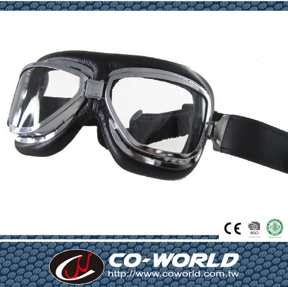 Cool design vintage helmet anti-wind motorcycle goggles