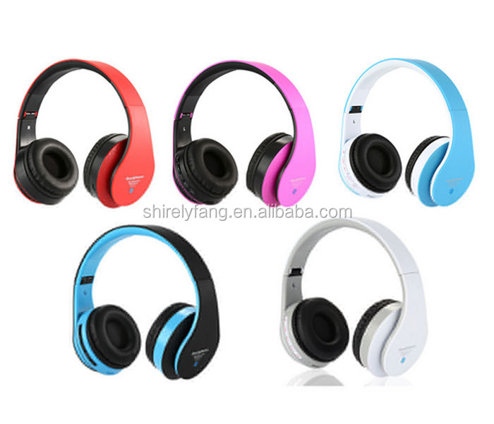Multifunctional STN-12 Stereo Music Headphone 4in1 Wireless Bluetooth 3.0 + EDR Headset 3.5mm audio Jack for iPhone Samsung
