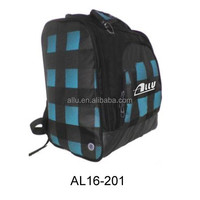Blue Ski Boot Bag