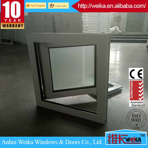 factory price glass sunroom tilt and turn window double glazed windows