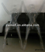 Transparent inflatable model, inflatable sex people model
