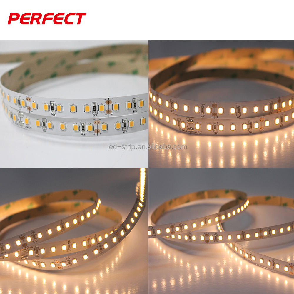 waterproof continuous length flexible light strip led 2835 with CE ROHS