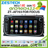ZESTECH brand new OEM android car audio system for Ford Fucus/Mondeo android car radio with bluetooth 3g wifi