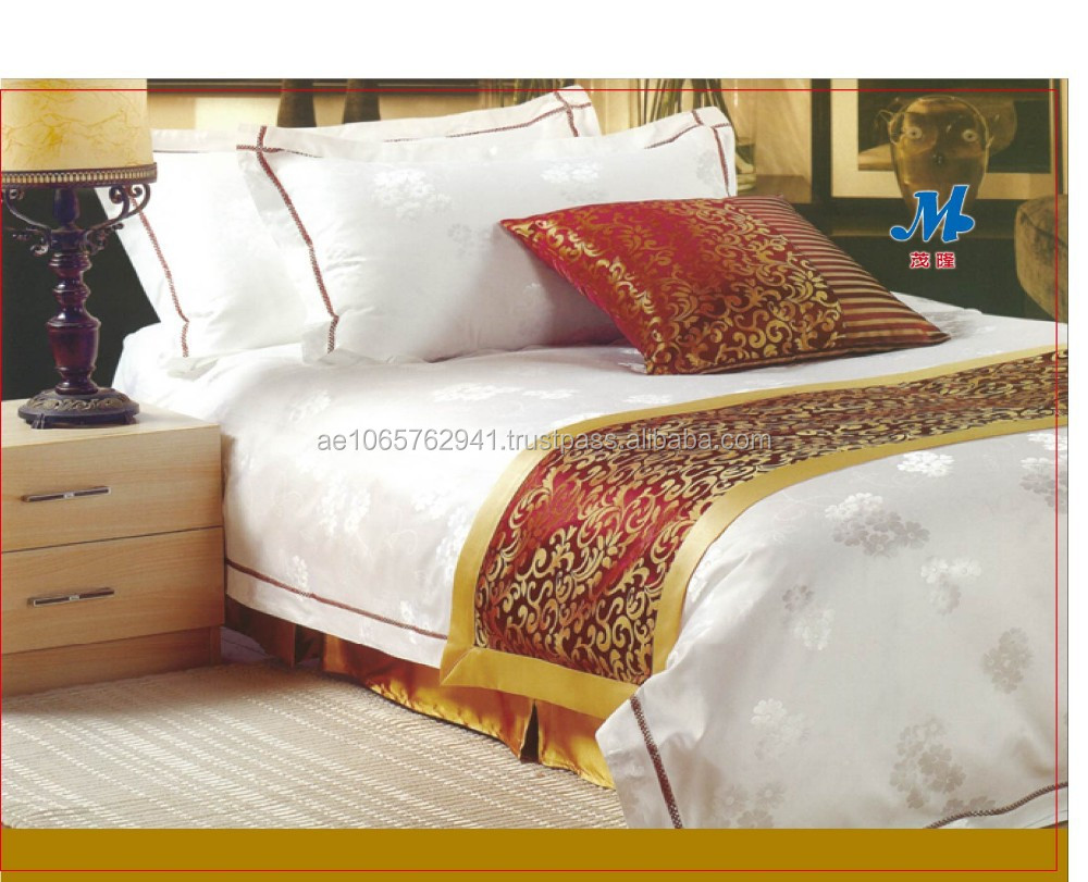 5 stars Hotel Linen products---Bed sheet, towels, table clothes etc