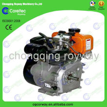 Top Selling single cylinder air cooled 2 stroke 186f marine diesel engine with gearboxes