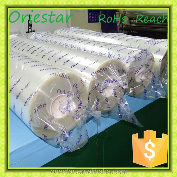 high transparent aniti-scratch screen protector film material roll