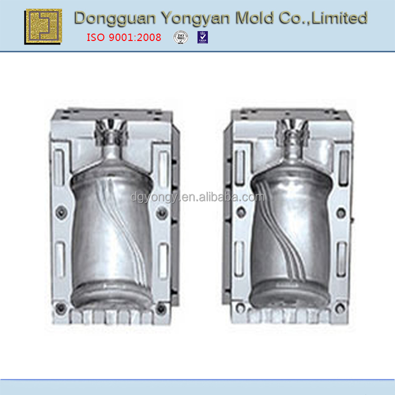 Custom high quality plastic drink bottles blow mould