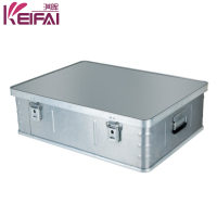 High Quality Heavy-Duty Small Aluminum Truck Tool Box