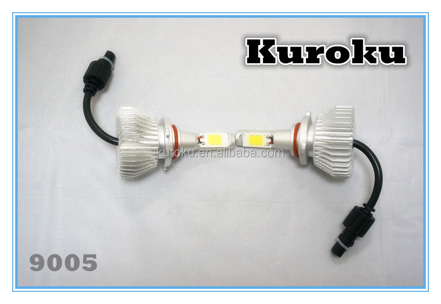 Guangdong Factory Price,Conpetitive Price For Car LED Headlight/Car LED Head Lamp/Car LED Healight Bulb-25W 2200LM