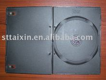 7MM single black pp dvd case
