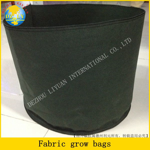 High Quality Weightless and Recycle Non-woven 5 Gallon Grow Bags for mushroom, vegetables, flowers