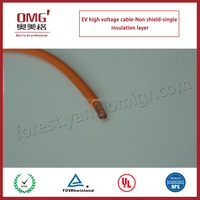 Electric vehicle internal use high voltage cable for Electric car/bus/truck-without shield