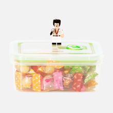Travel Insulation Plastic Partition Food Container
