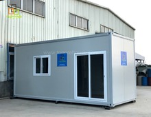 Shipping container frames 20 feet ready assemble homes for prefabricated houses south africa