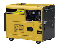 Best Price Of 5kva Silent Type Electric Diesel Generator