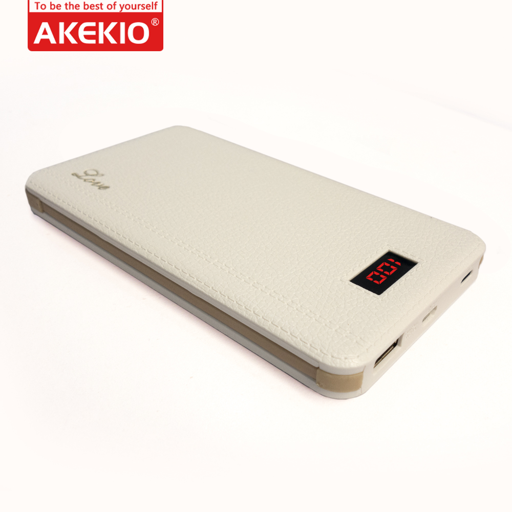 factory supply products wholesale power bank 8000mah battery charger station with high quality