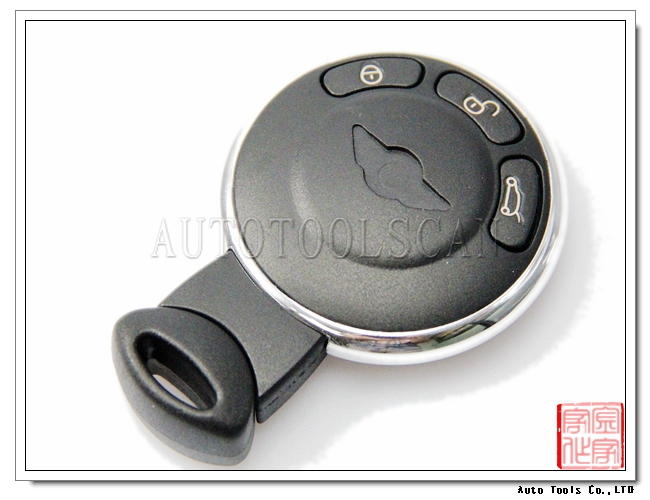 key case for BMW mini smart card 3 button AS006017