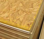 melamine glue Oriented Strand Board from feixian county