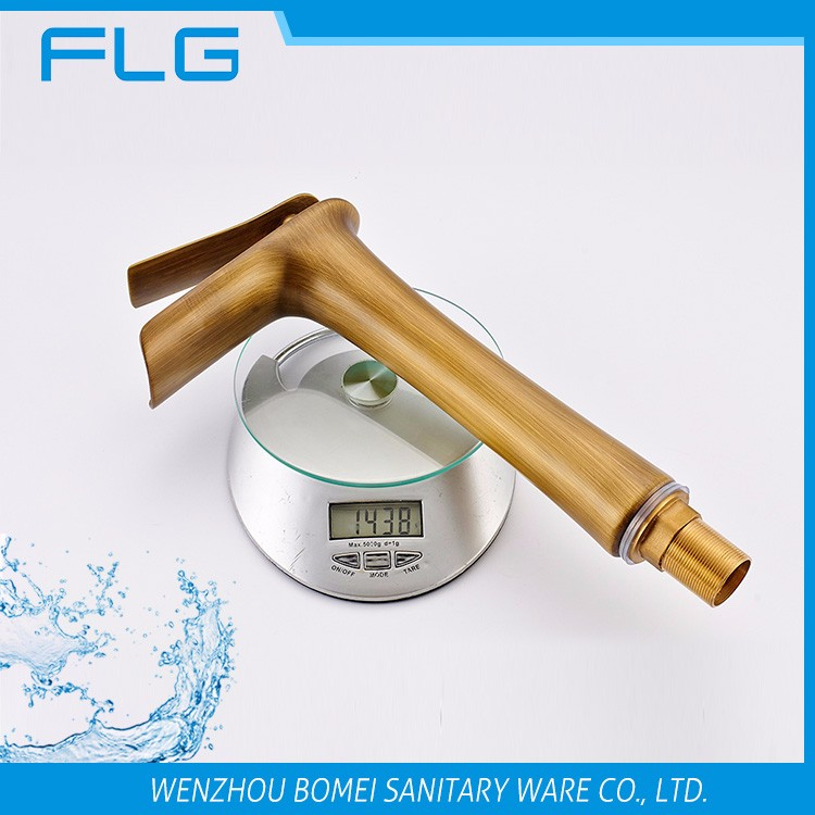 FLG0010 Brass Thermostatic Classic Antique Water Faucet