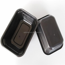disposable pet plastic packaging vegetable clamshell transparent fruit container