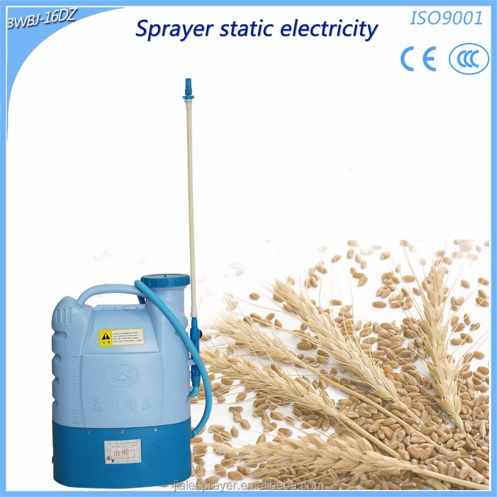 New grapes Electrostatic Adherence motor Sprayer With water pump