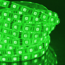 SMD5050 led strip <strong>RGB</strong> red green and blue changable waterproof optional high CRI high brightness