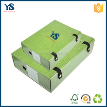 Goverment Office use paper FC file boxes with metal button