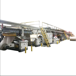 Packaging machine /corrugated machine / corrugated cardboard 3/5 Layer production line