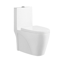 9213 Different color siphonic one piece toilet bathroom