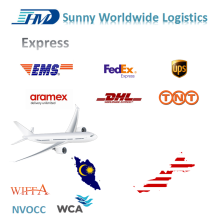Delivery Service Express Shipping Rate China to Malaysia