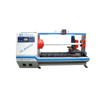 Automatic Single Shaft Tape/Polyester Film Cutting Machines/PVC Tape cutter