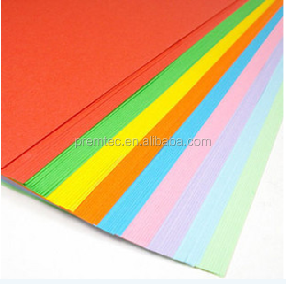 Best Sale light green Uncoated Colour Cardboard Paper 180gsm