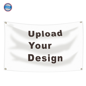 High Quality 3x5 polyester Custom Flag for Promotional Advertise Flag