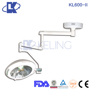 (KL600-II) Operating Theatre Lamp operating lamp ot lamp Hot!!! High Quality Halogen--integral reflection Type Hospital Light Fi
