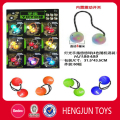 Finger yoyo with led light,fidget toy finger stress ball