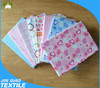 Hot sale 80cm*80cm cloth nappies newborn wholesale china printed resuable cotton cloth muslin baby diaper/nappy