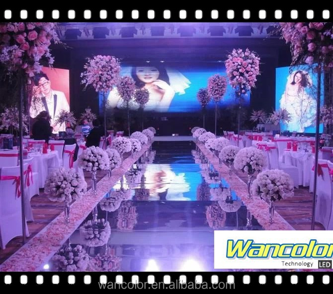 shenzhen factory P3 display led linsn RV908 Receiving Card p3 Rental LED screen Cabinet Indoor p3 full color video LED Screen